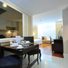 Grande Centre Point Hotel Ratchadamri 5* Номер Grand Deluxe с различными типами кроватей фото 2