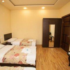 Hotel 4You 3* Стандартный семейный номер с двуспальной кроватью фото 5