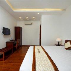 Отель Azalea Homestay 2* Улучшенный номер с различными типами кроватей фото 6