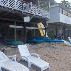 Отель Pension Armelle Bed & Breakfast Tahiti Французская Полинезия, Пунаауиа - отзывы, цены и фото номеров - забронировать отель Pension Armelle Bed & Breakfast Tahiti онлайн бассейн