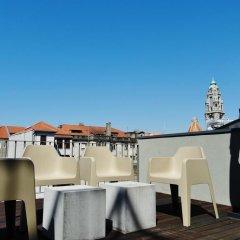 Отель Casas do Rivoli балкон