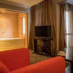 Отель Атлантик 3* Улучшенные апартаменты с различными типами кроватей фото 14