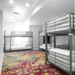 HighRoad Hostel DC Кровать в женском общем номере с двухъярусной кроватью фото 6