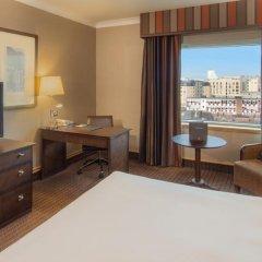 Отель Hilton Glasgow комната для гостей фото 14