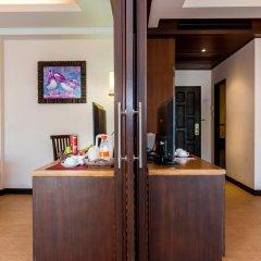 Отель Nipa Resort 4* Номер Делюкс с двуспальной кроватью фото 4
