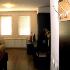 Апартаменты Bansko Royal Towers Apartment Студия с различными типами кроватей фото 22