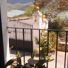 Отель Molino El Vinculo балкон