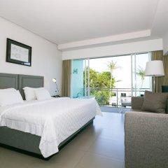 Отель Sugar Palm Grand Hillside 4* Номер Делюкс двуспальная кровать фото 2