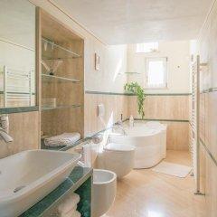 Отель Indaco House Ареццо ванная фото 2