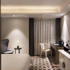 Paco Hotel Guangzhou Gangding Metro Branch 4* Номер Делюкс с различными типами кроватей фото 2