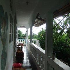 Отель The Garden House Порт Антонио балкон
