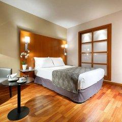 Отель Eurostars Lisboa Parque 4* Стандартный номер с различными типами кроватей фото 11
