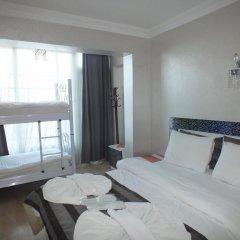 Seatanbul Guest House and Hotel Стандартный семейный номер с двуспальной кроватью фото 17