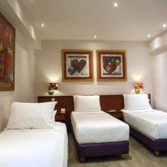 Отель Piraeus Dream 2* Стандартный номер с различными типами кроватей фото 4