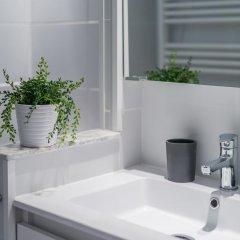 Апартаменты Contemporary Apartment in Nice ванная