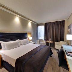 Silken Indautxu Hotel 4* Номер Комфорт с различными типами кроватей фото 7