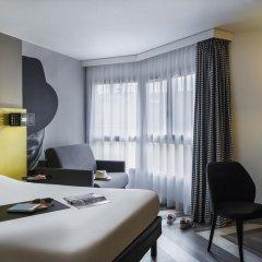 Отель ibis Styles Nice Vieux Port 3* Стандартный номер с различными типами кроватей фото 4