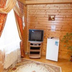 Гостиница Отельно-оздоровительный комплекс Скольмо 3* Стандартный семейный номер разные типы кроватей фото 39