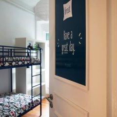 Хостел Nicely комната для гостей фото 4