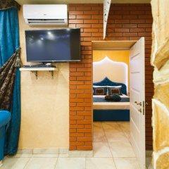 Мини-отель Бархат Представительский люкс разные типы кроватей фото 13