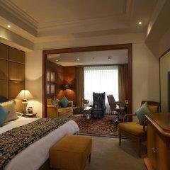 ITC Maurya, a Luxury Collection Hotel, New Delhi 5* Номер Executive club с двуспальной кроватью фото 2