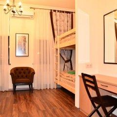 Хостел Белокоричи Кровать в общем номере фото 15