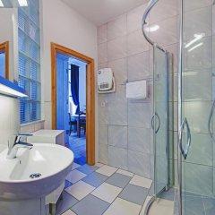 Отель Apartamenty Sun & Snow Traugutta Plaża Сопот ванная