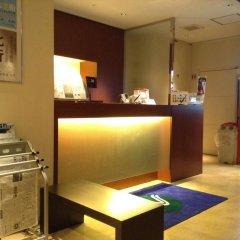 Отель Nissei Fukuoka Фукуока фитнесс-зал