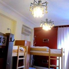 Envoy Hostel Кровать в общем номере с двухъярусной кроватью фото 13
