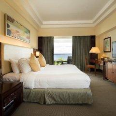 Отель Shangri-La's Mactan Resort & Spa 5* Люкс с различными типами кроватей фото 5