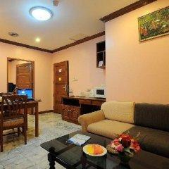 Royal Asia Lodge Hotel Bangkok 3* Номер Делюкс с различными типами кроватей фото 4
