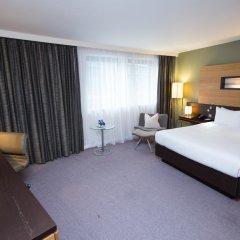 Отель Hilton London Tower Bridge 4* Представительский номер с различными типами кроватей