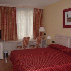 Отель Senator Castellana (I) 3* Стандартный номер с двуспальной кроватью фото 4