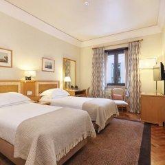 Отель Lisboa Plaza 4* Номер категории Эконом