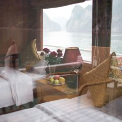 Отель Halong Golden Bay Cruise сауна