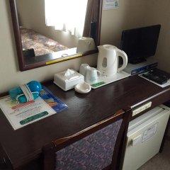 Отель Crown hills Toyama 2* Стандартный номер фото 6
