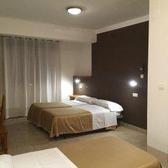 Отель Hostal Puerto Beach Стандартный номер с различными типами кроватей фото 3