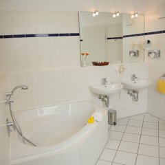 HSH Hotel Apartments Mitte 4* Стандартный номер с разными типами кроватей