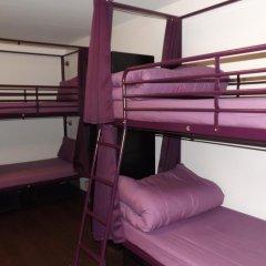 Safestay London Elephant & Castle - Hostel Кровать в общем номере с двухъярусной кроватью