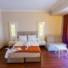 Grand Mir'Amor Hotel - All Inclusive 3* Стандартный номер с двуспальной кроватью фото 3
