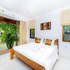 Отель Baan Phu Chalong 3* Бунгало разные типы кроватей фото 2