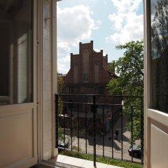 Отель Grand -Tourist Marine Apartments Польша, Гданьск - отзывы, цены и фото номеров - забронировать отель Grand -Tourist Marine Apartments онлайн балкон