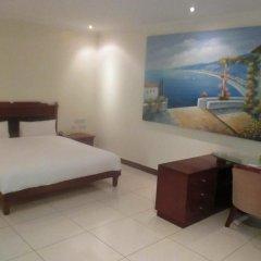 Hotel Chez Wou 2* Стандартный номер с различными типами кроватей фото 8