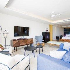 Отель Villas Overlooking Layan комната для гостей фото 4