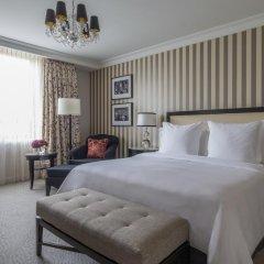 Four Seasons Hotel Prague 5* Номер Модерн с двуспальной кроватью фото 2