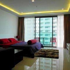 Отель Wong Amat Tower комната для гостей