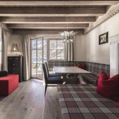 Hotel Edelweiss Сеналес комната для гостей