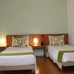 Hotel Poveira Стандартный номер с 2 отдельными кроватями фото 5