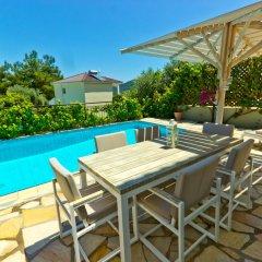 Отель Thassian Villas бассейн фото 3