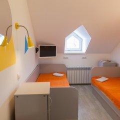 Гостиница Арт Oтель Центральный Кровать в общем номере с двухъярусной кроватью